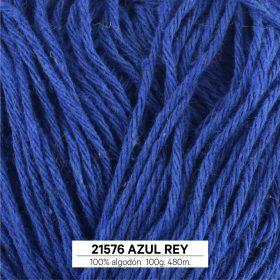 26. AZUL REY