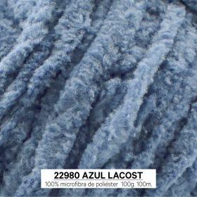 16. AZUL LACOST