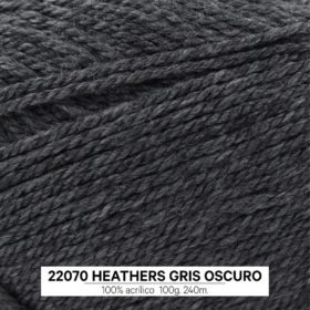 26. HEATHERS GRIS OSCURO