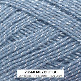 17. MEZCLILLA
